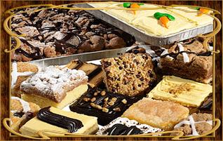 Sheet/Crumb Cakes